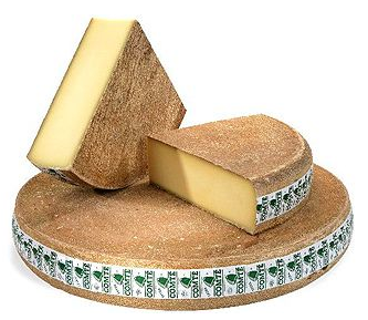 A Nice Wheel of Comte